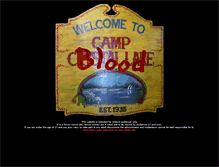 Tablet Preview of campblood.net